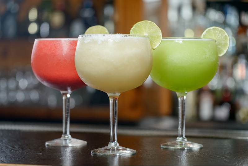 Frozen margaritas were invented in Dallas.