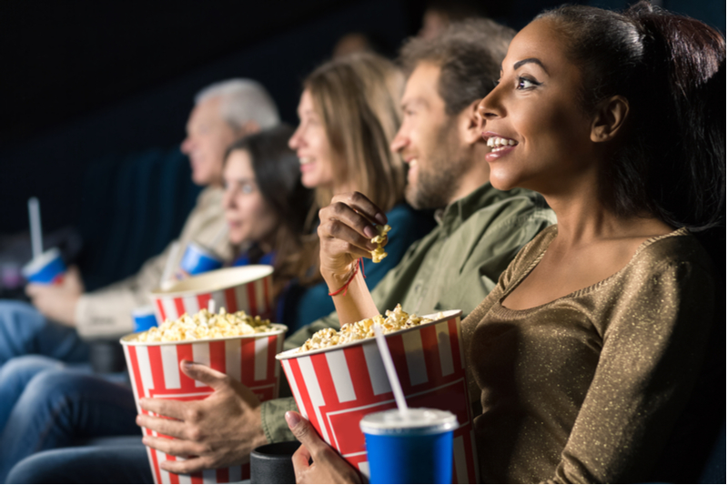 Movies about Texas remain popular among groups of movie-goers