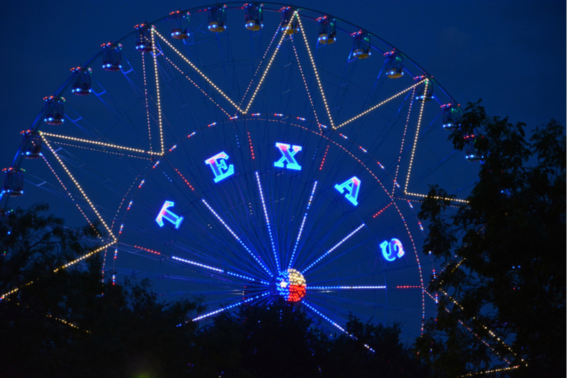The Texas State Fair is a tradition.