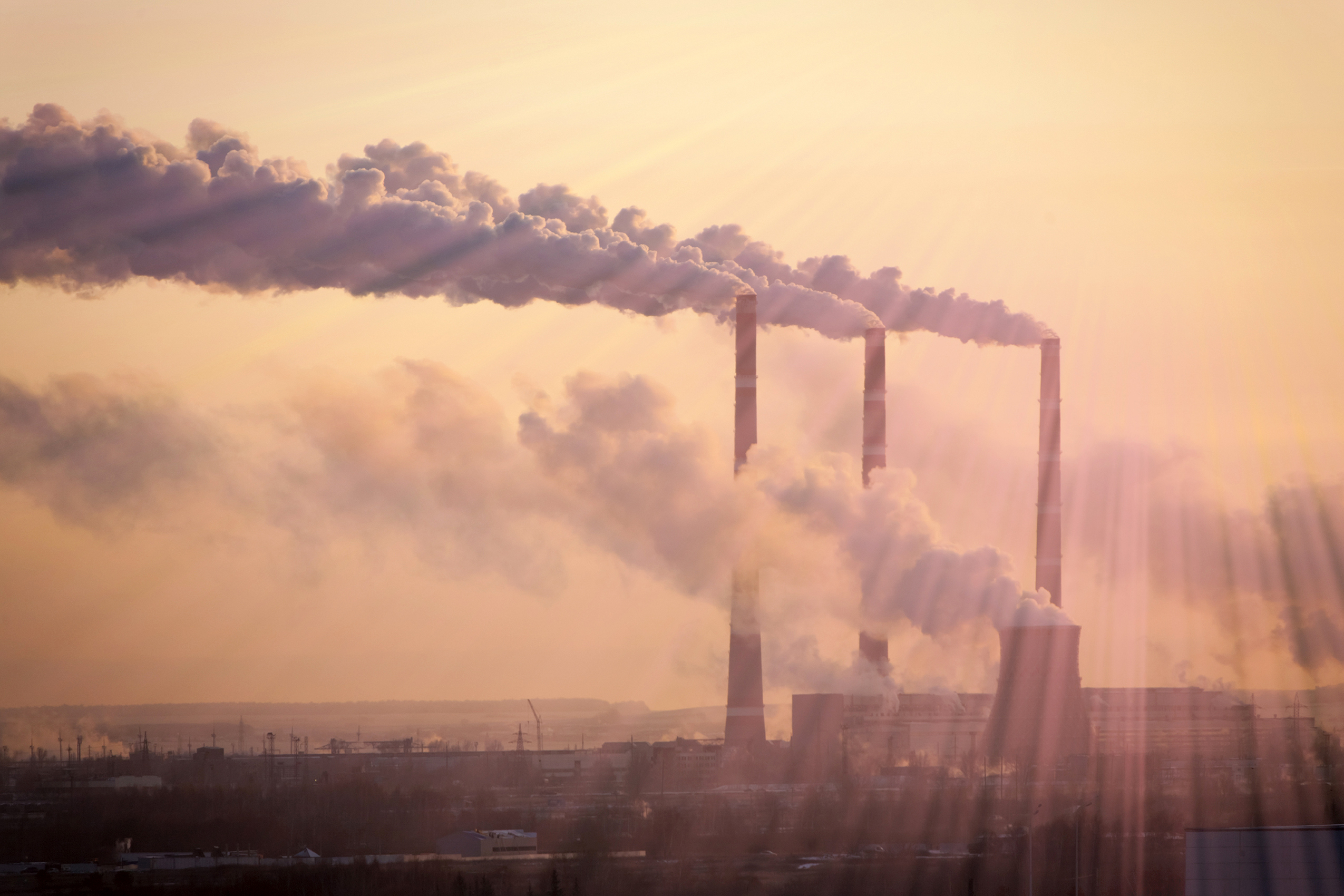 Greenhouse gas emissions can damage the environment.