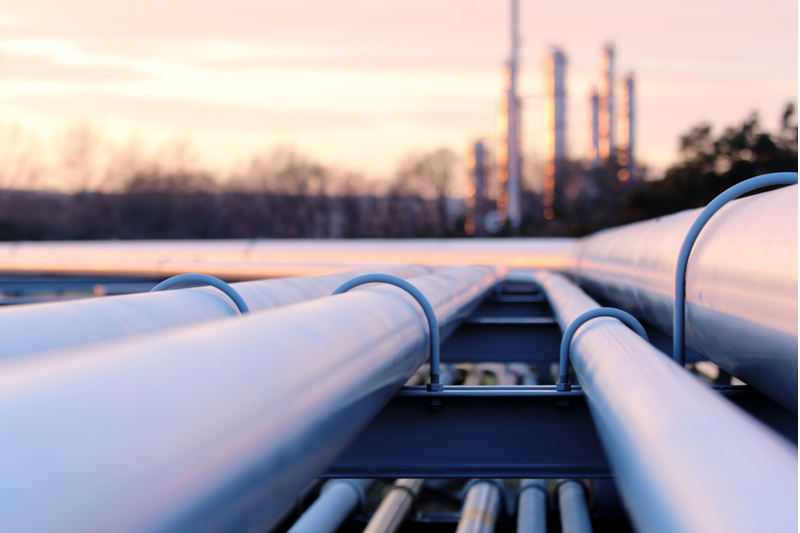 The ATEX pipeline will move ethane from natural gas field to southeast Texas.