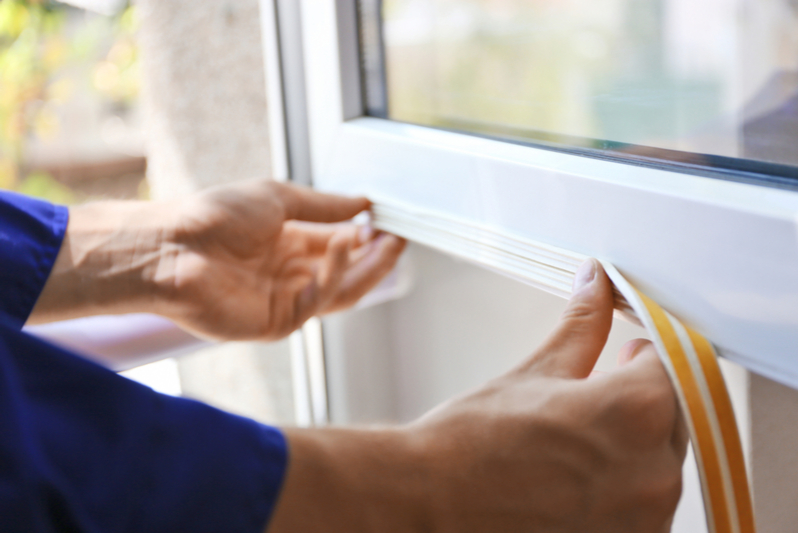 Properly insulated windows can lower monthly energy rates.