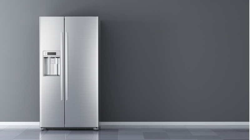 The refrigerator recycling program can motivate customers to buy more efficient appliances.