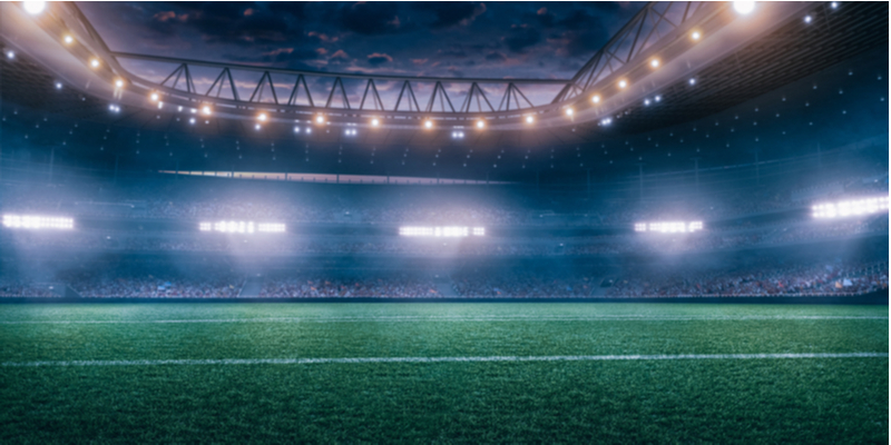 New stadium innovations are saving energy and reducing carbon emissions.