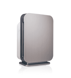 An air purifier can improve the quality of the air inside your home.