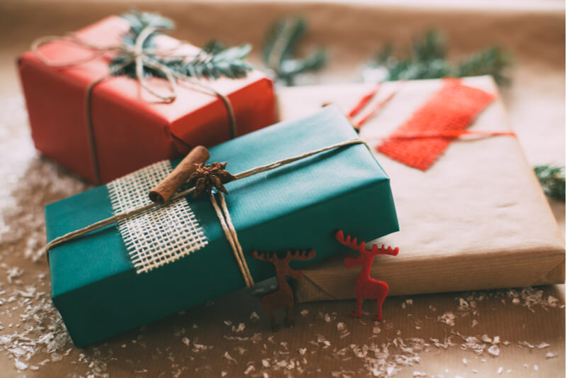 Choose an energy-efficient gift this holiday season.