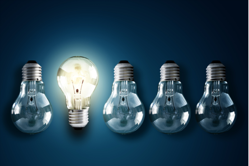 Choosing the right lightbulbs can lower your monthly energy bills!