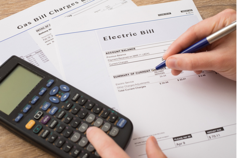 For low-income customers, energy bills can be difficult to pay.