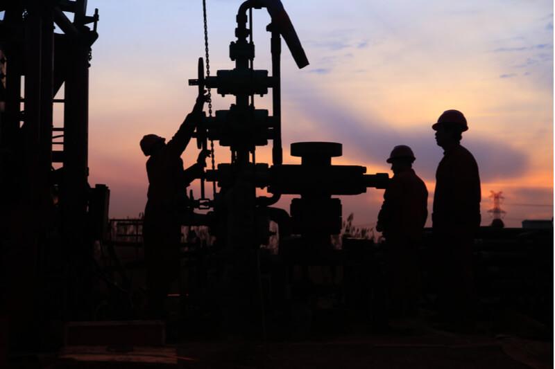 The coronavirus is hitting the Texas oil industry hard.