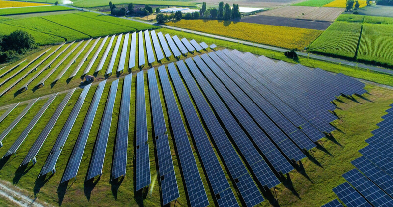 Solar panels in Texas are causing concerns in communities.