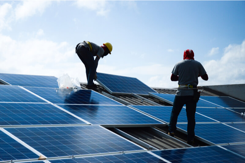 Texas may soon face a solar installer shortage.