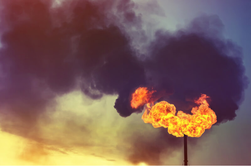 Experts continue to debate flaring in Texas.