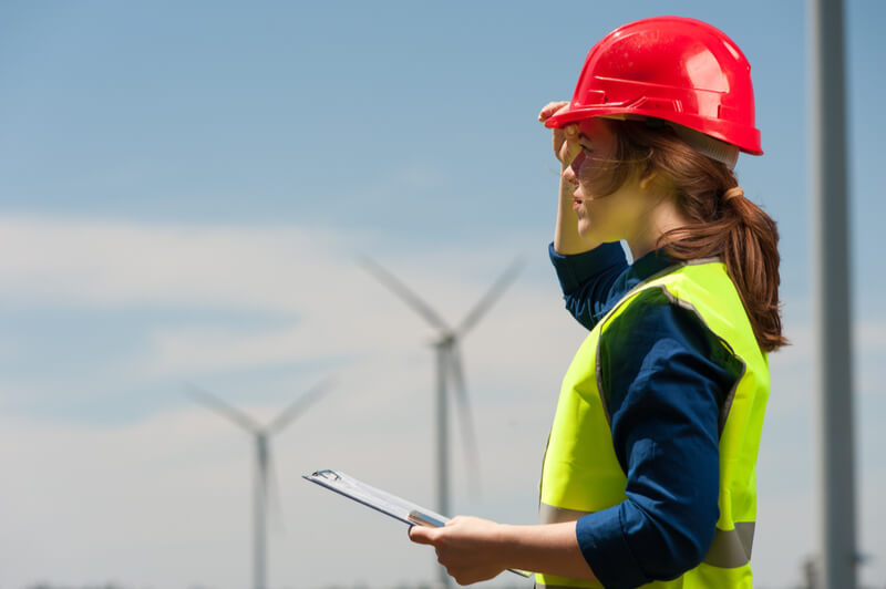 Green energy job growth may recover in Texas.