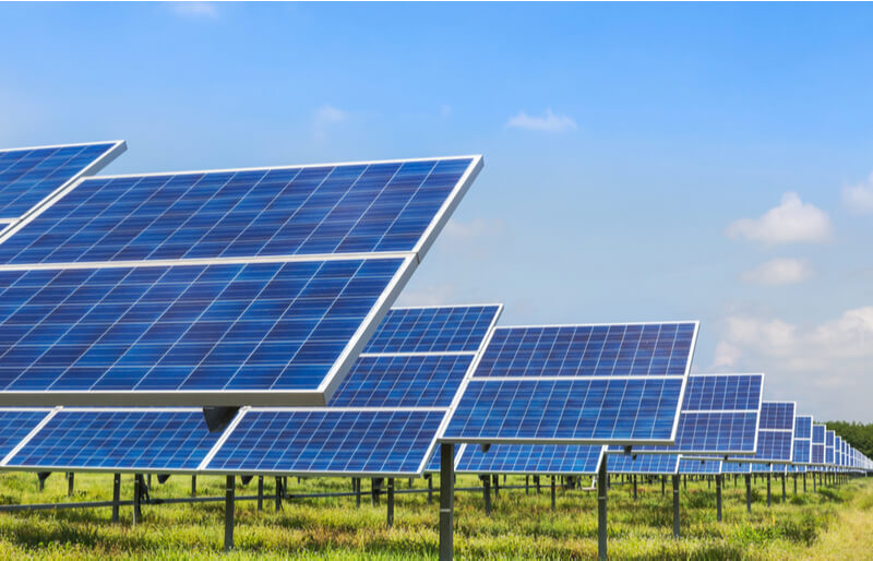 The Roadrunner solar facility is the largest in Texas.
