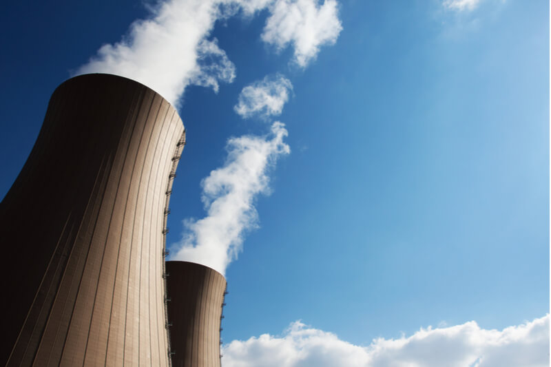 Innovative nuclear power options could provide an alternative to fossil fuels.