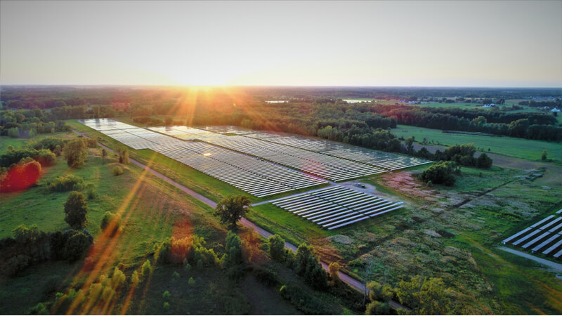 Vistra announced plans to expand its solar presence in Texas.