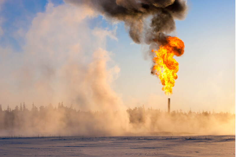 Gas flaring permits could become more difficult to obtain for providers.