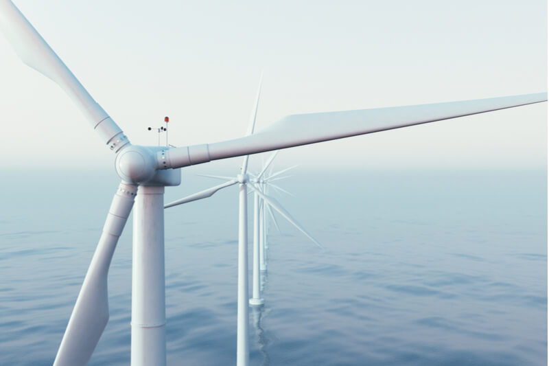 Offshore wind farms could expand in east coast states.