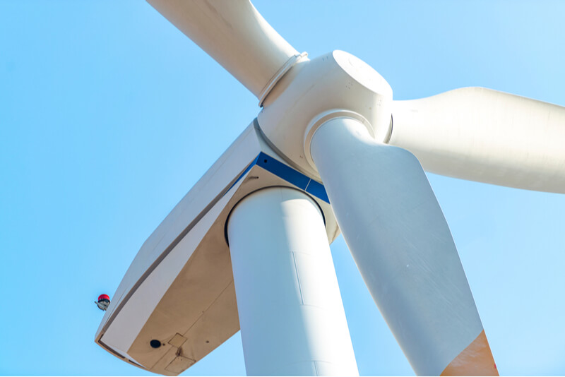 Recycling old blades could solve the issue of wind turbine waste.