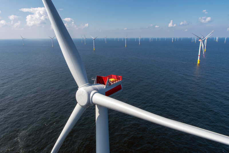 Offshore wind could add more clean energy to power grids.